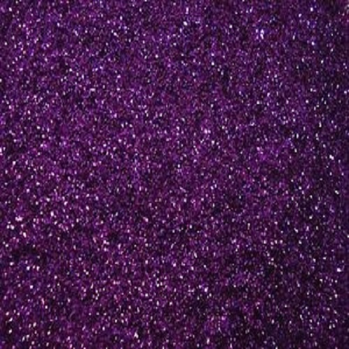 Purple Fine Glitter Powder 700g