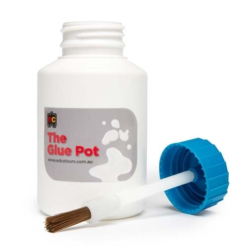 Glue Pot Set of 6
