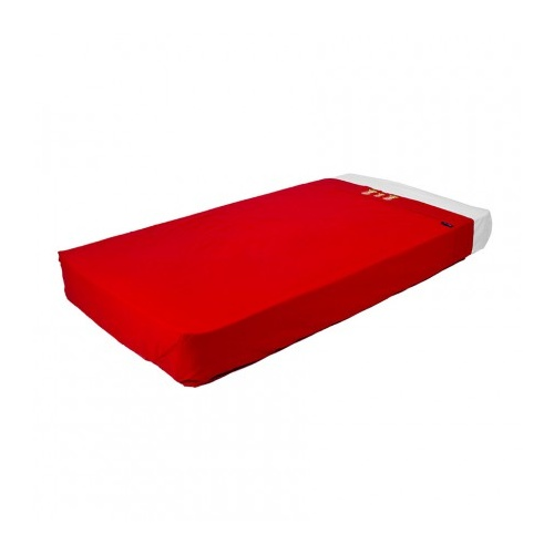 Cot Flat Sheet Red