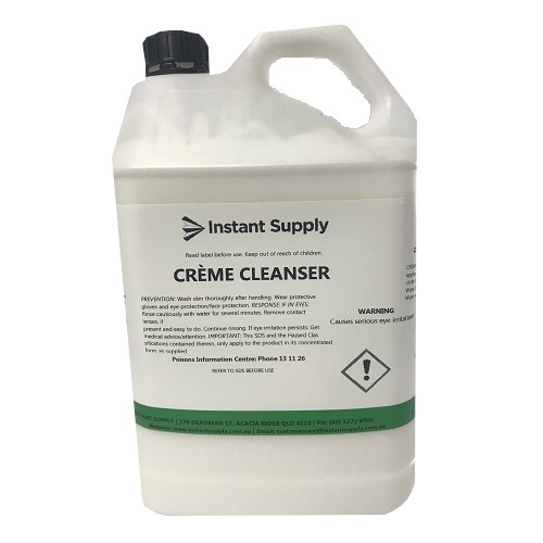 Cream Cleanser 5L