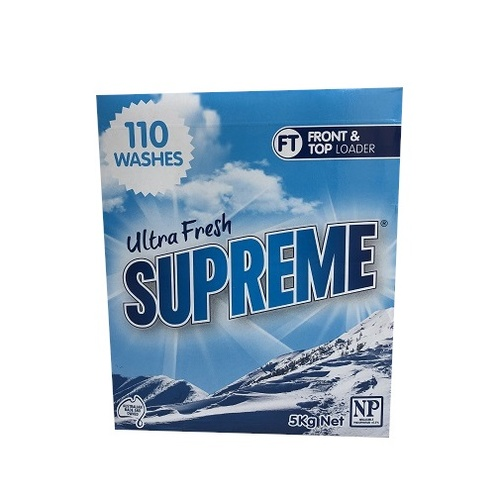Supreme Laundry Powder 5 Kg