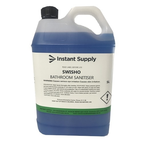 Bathroom / Toilet Bowl Cleaner Swisho 5L