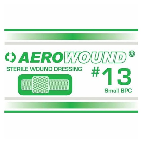 Sterile Wound Dressing No. 13 Small