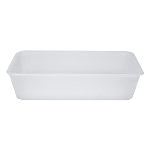 BONSON Microwavable Rectangular Container 500ml Ctn( 50 x 10)