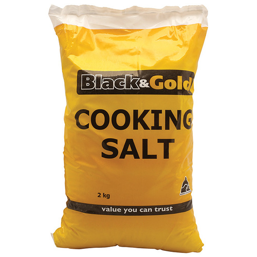 Black & Gold Cooking Salt  2 Kg