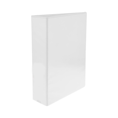 A4 50mm 3D Ring Binder Insert White