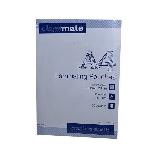 Buy 10 packs A4 Laminating Pouches for the price of 9 packs