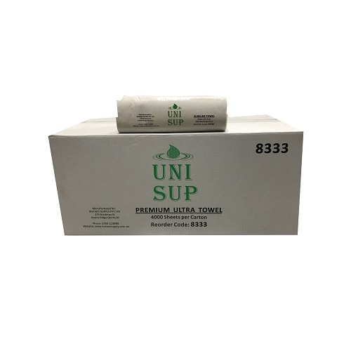 Buy 10 Ctns Ultra Premium Paper Towel for the price of 9 Ctns